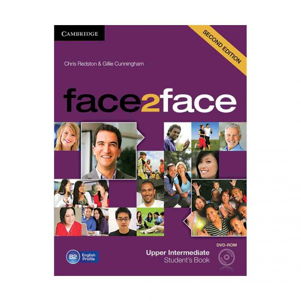 Face-2-Face-Upper-Intermediate-2nd-Edition-Student-Book کتاب
