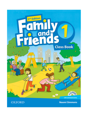 کتاب Family-and-Friends-1-2nd-Edition-Class-Book