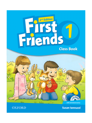 کتاب First Friends 1 +CD