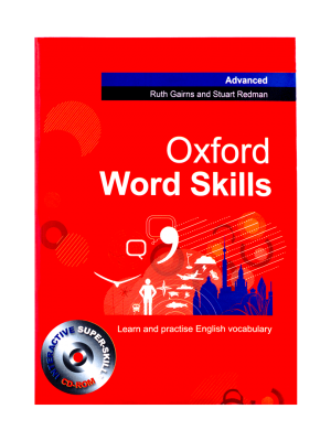 Oxford-Word-Skills-Advanced