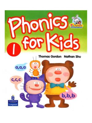 کتاب Phonics-For-Kids-1-CD