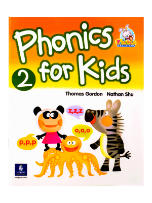 کتاب Phonics-For-Kids-2-CD