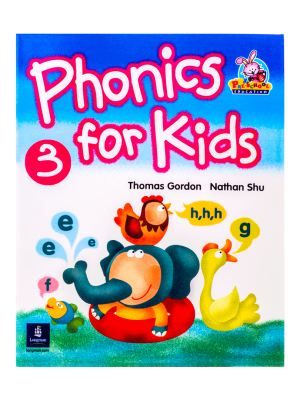 کتاب Phonics-For-Kids-3-CD