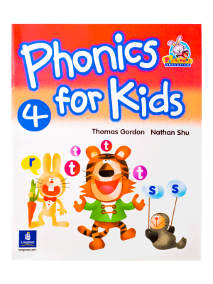 کتاب Phonics-For-Kids-4-CD