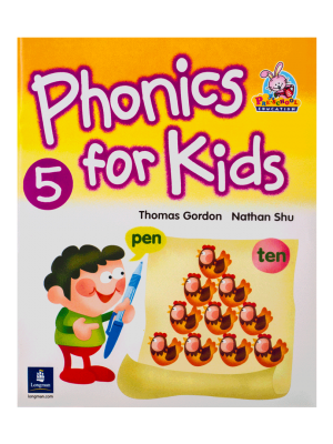 کتاب Phonics-For-Kids-5-CD