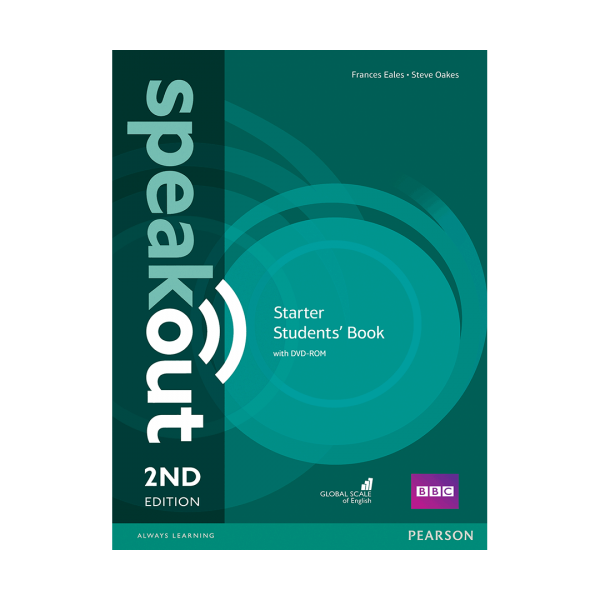 Speakout-Starter-Students-Book-2nd