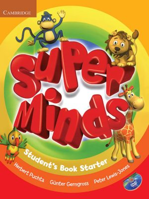 خرید کتاب Super-Minds-Starter