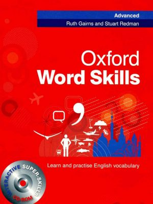 کتاب oxford-word-skills-advanced